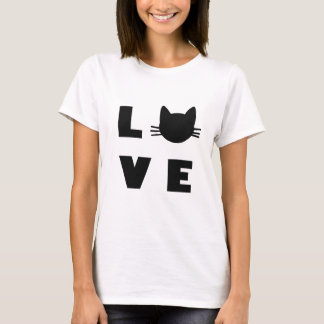 Love Cats. T-Shirt