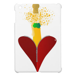 Love Champagne Cover For The iPad Mini