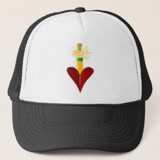 Love Champagne Trucker Hat