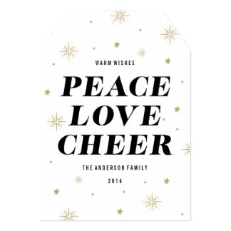 Love & Cheer | Holiday Photo Card