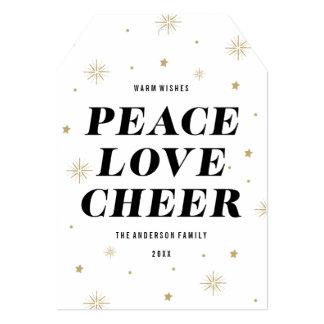 Love & Cheer | Holiday Photo Card