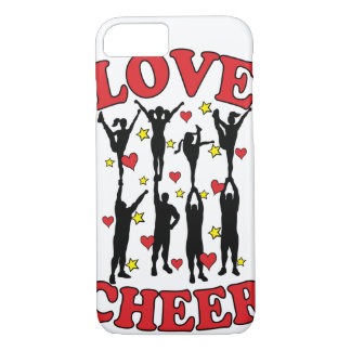 Love Cheer iPhone 7 Case