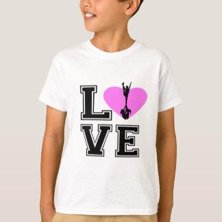 Love Cheerleading shirt
