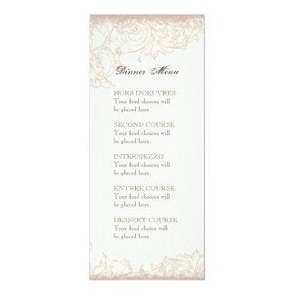 Love & Cherish Blue Hydrangea Floral Wedding Card
