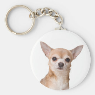Love Chihuahua Puppy Dog Keychain