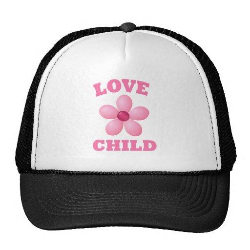 LOVE CHILD MESH HAT