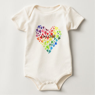 Love Child Organic Baby Bodysuit