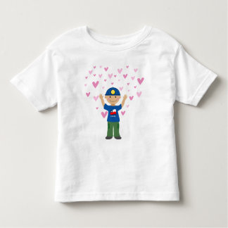 love chilean miners toddler t-shirt