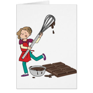 Love Chocolate Card