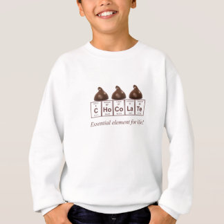 Love Chocolate Periodical Sweatshirt