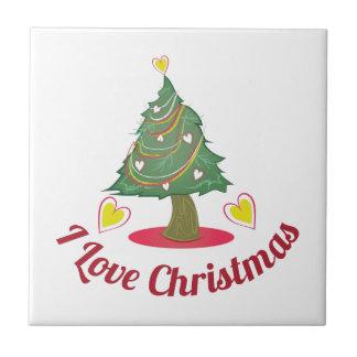 Love Christmas Tiles