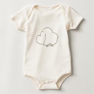 Love Cloud Baby Bodysuit