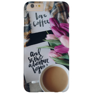 Love Coffee Barely There iPhone 6/6s Plus Case