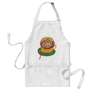 Love Coffee Standard Apron
