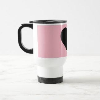 Love Coffee Tea Favorite Beverage Travel Mug
