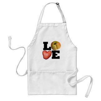 LOVE Collection Heart Potato Apron