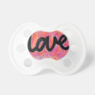 """LOVE"" Collection Pacifier"
