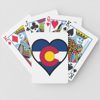 Love Colorado Poker Deck