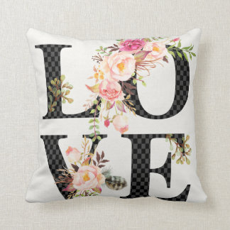 LOVE Cotton Pillow