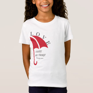 love  covers all things T-Shirt