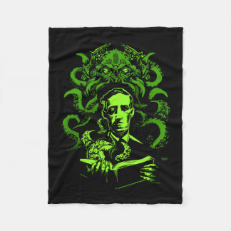 Love Cthulhu Fleece Blanket