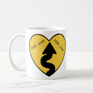 Love Curves-mug Coffee Mug