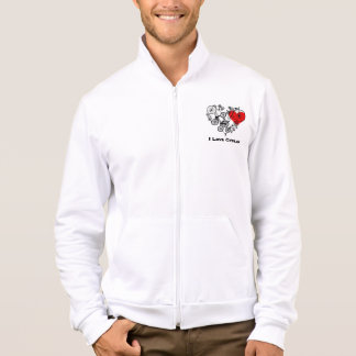 Love Cycling Men's Jacket