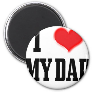 love dad magnet