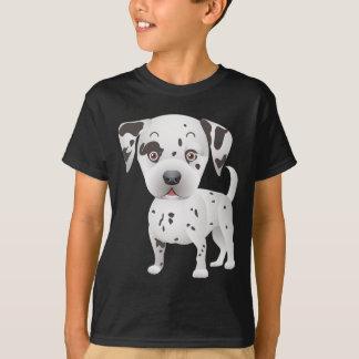 Love Dalmatian Puppy Dog Tee shirt