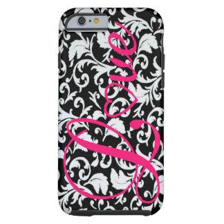 LOVE Damask Tough iPhone 6 Case