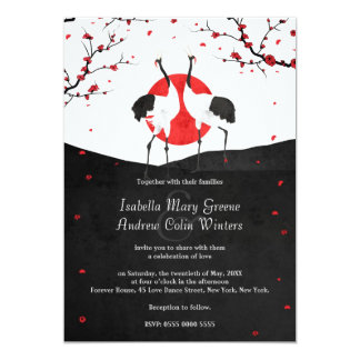 Love Dance - Wedding Invitation