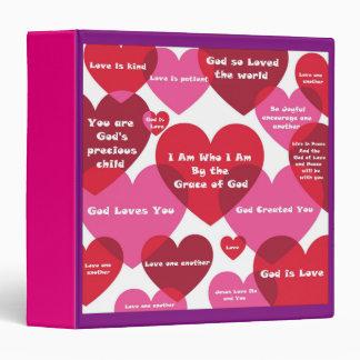 Love Design Binder