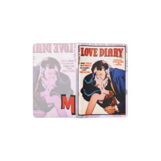 Love Diary #33 Pocket Moleskine Notebook