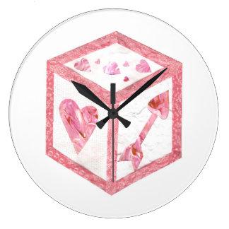 Love Dice Clock