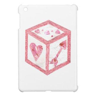 Love Dice I-Pad Mini Back Case For The iPad Mini