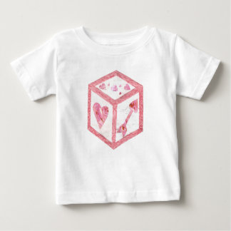 Love Dice No Background Baby T-Shirt