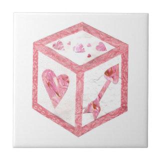 Love Dice Tile