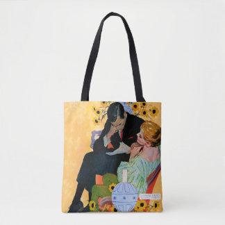 Love Dies Slowly Tote Bag