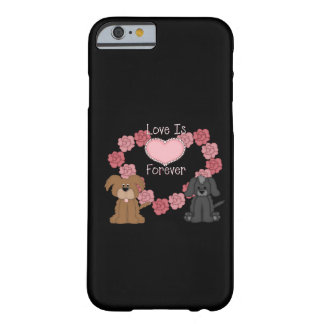 Love Dogs Forever Barely There iPhone 6 Case