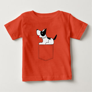 Love dogs? Woof! Baby T-Shirt
