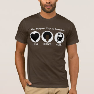 Love/Don's/Soul T-Shirt