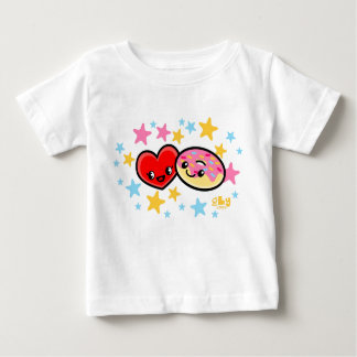 love donuts baby T-Shirt