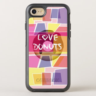 Love Donuts OtterBox Symmetry iPhone 8/7 Case