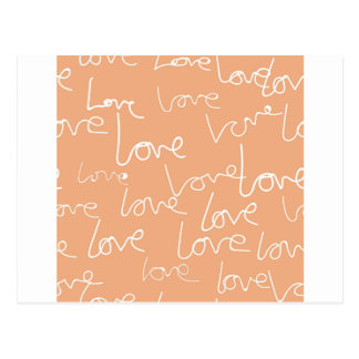 love doodles postcard