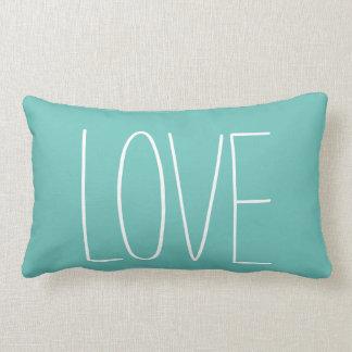 Love Dorm Room Throw Pillow