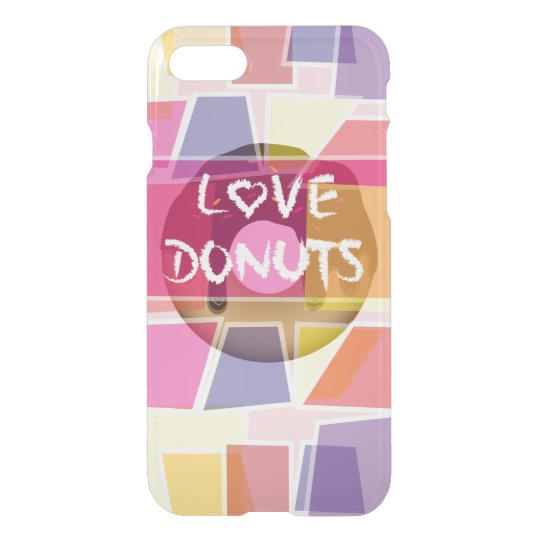 Love Doughnuts iPhone 8/7 Case