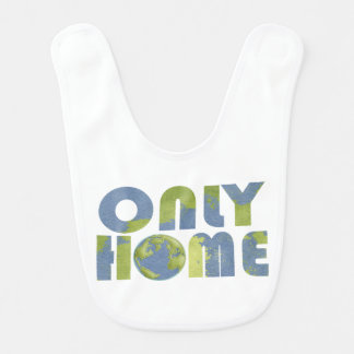 Love Earth Only Home Bibs