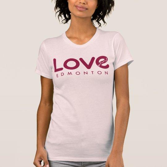 Love Edmonton T-shirt
