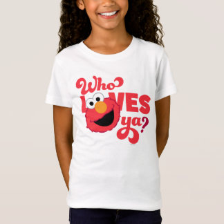 Love Elmo T-Shirt