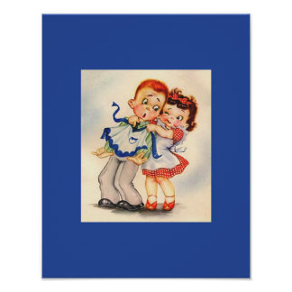 Love, Engagement, or Wedding Gift Couple Humor Poster